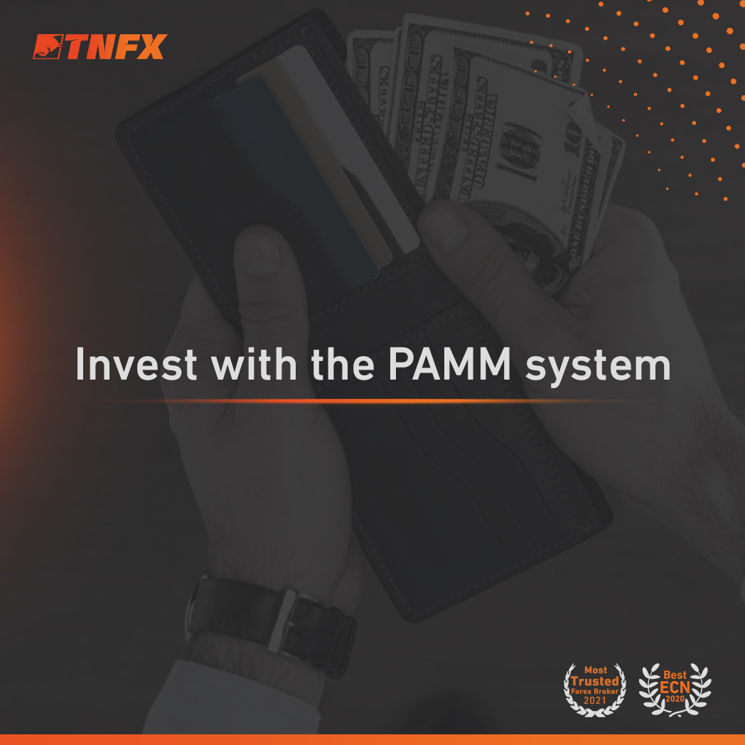 Invest with the PAMM system