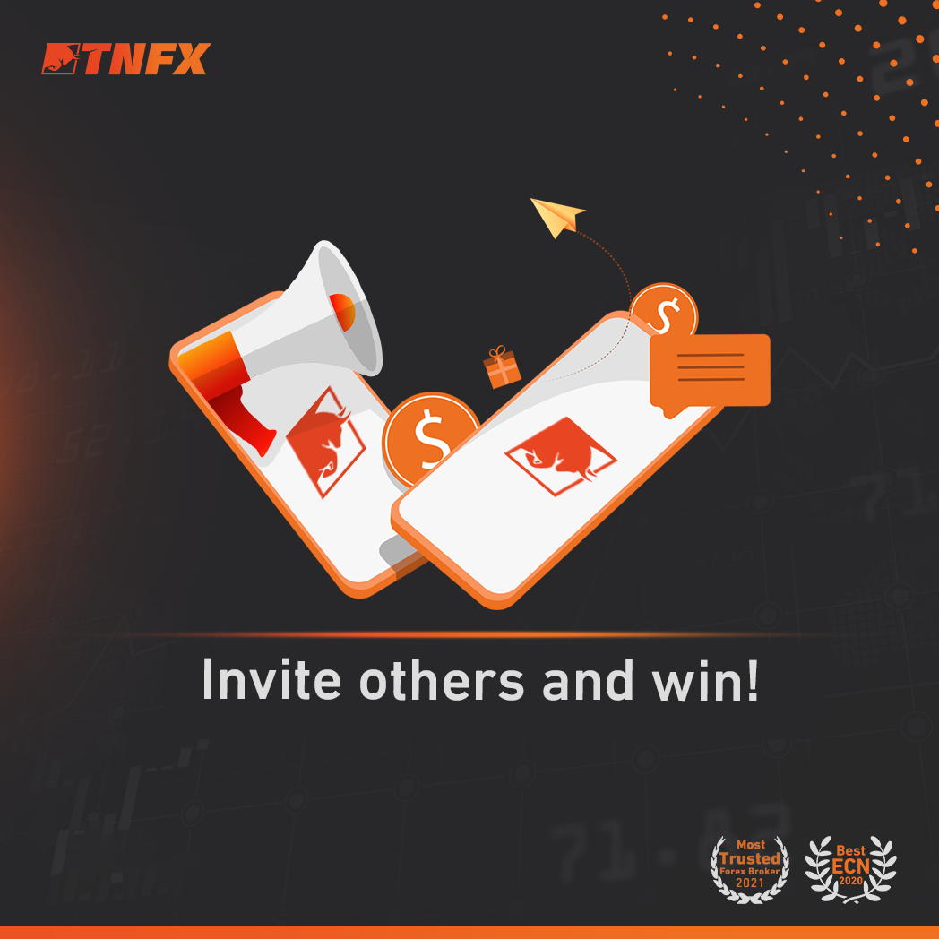 Invite others and win - TNFX